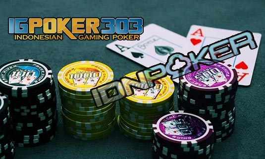 Judi Poker Online Terbaik Indonesia Server IdnPlay